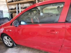 Дверь Opel Corsa D (3дв)