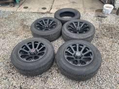 Продам отличные колёса R18 6*136,7 на GX, Prado и т. д.