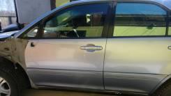 Дверь передняя левая. Цвет 8P6. Toyota Harrier 10-15
