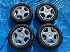 Комплект колес 185/65R14 на литье Grass TX 4x100 Honda Airwave,