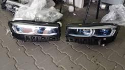 Лазерные фары Bmw 7 G11 G12 рестайлинг