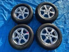 Комплект колес Bridgestone R15 на литье Buster Prime Stream RN6