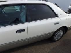 Дверь левая задняя Toyota crown jzs151