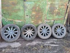 Продам комплект колёс 215/55/17 лето