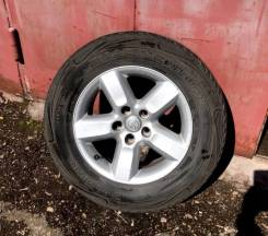 Оригинальные диски (Toyota) с резиной Kumho Road Venture APT 215/70/16
