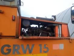 Hamm. Пневмоколесный каток HAMM GRW 15