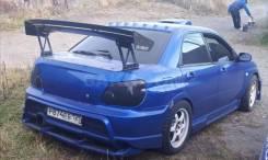 Обвес кузова аэродинамический. Subaru Impreza WRX, GD, GDA, GDB Subaru Impreza, GD, GD2, GD3 Subaru Impreza WRX STI, GD, GDB EJ20, EJ205, EJ257, EJ, 2...