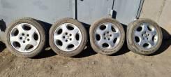 Продам комплект колёс 205/55R16 недорого