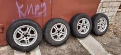 Комплект колес с литьем 185/70 R14