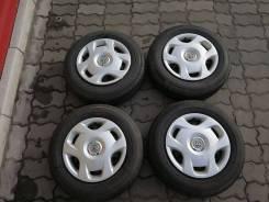 Комплект летних колес на Тойота 4Х100, 155/80/13