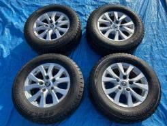 Комплект колес Yokohama R18 на штатном литье TLC200 5x150