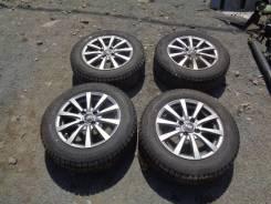 Комплект литья Mannaray Sport + всесезонка Bridgestone 175/65R14