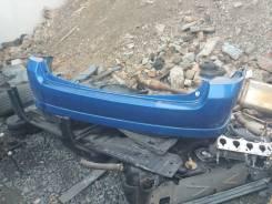 Бампер задний на Mazda Premacy