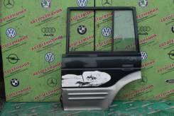 Дверь задняя левая Hyundai Galloper (97-03) в сборе
