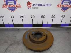 Тормозной диск Nissan Almera 2017 [402064AA1A] G15 K4M, передний правый