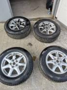 Продам литье GM STS ковка R 16 с резиной Pirelli winter ice zero