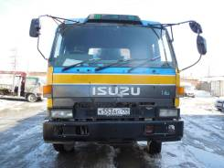 Isuzu Giga. Isuzu GIGA V-305 (с ПТС). Илосос 10 куб в Новосибирске., 16 683куб. см.