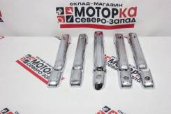 Хромированные накладки на ручки Honda CR-V