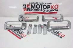 Хромированные накладки на ручки Toyota LAND Cruiser 80