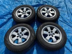 Комплект колес Pirelli R15 на штатном литье Caldina AZT246