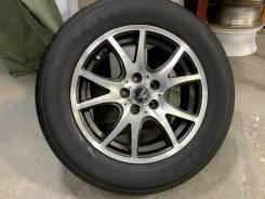 Weds Gyle R15 5*100 6j et43 + 195/65R15 Toyo SD-7 2020