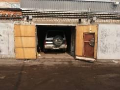 Гаражи капитальные. улица Пендрие 8, р-н Центральный, 21,5кв.м., электричество, подвал. Вид снаружи