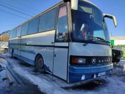 Setra. Туристический автобус Сетра, 52 места