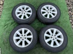 Комплект колес Yokohama R15 на штатном литье WIsh ZGE25