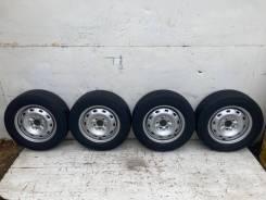 Комплект летних колёс на дисках. 205/65R15