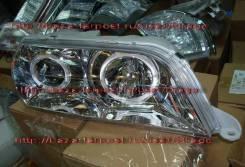 Фара. Toyota Chaser, GX100, GX105, JZX100, JZX101, JZX105, LX100, SX100 1GFE, 1JZGE, 1JZGTE, 2JZGE, 2LTE, 4SFE. Под заказ