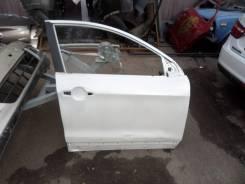 Дверь Nissan Qashqai 2013- [H0100BM9MA] J11, передняя правая