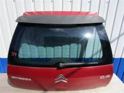 Крышка багажника Citroen C4 2008 LC / LA, задняя