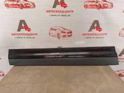 Накладка двери передней левой Porsche Cayenne (2010-2018) [7P5837787Q]