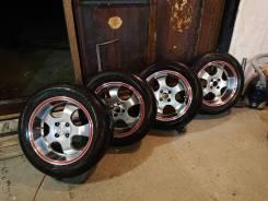 """Колёса 16"""" Sakura Wheels и Dunlop"""