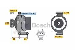 Генератор 14v 105a Bosch 0986042790 0986042790