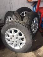 Комплект 14 зимних шипованных колес