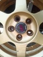 Продам литые диски с резиной на 16