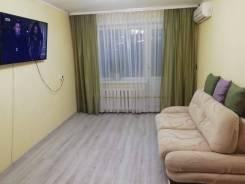 1-комнатная, улица Карла Маркса 119. Железнодорожный, частное лицо, 33,0кв.м.