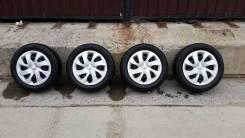 Комплект колес на летней резине Dunlop 185/60 R15
