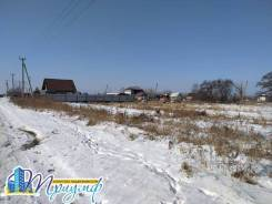 Продается большой земельный участок в г. Артеме. 1 800кв.м., собственность, электричество