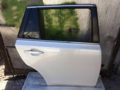 Дверь задняя правая 37J, Subaru Legacy BR9 EJ255 2011 №51