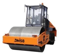 Завод ДМ DM58. Каток грунтовый DM-58 комбинированный. Под заказ