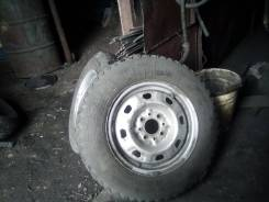 2 колеса на ваз