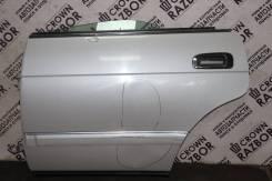 Дверь зад лево Toyota Crown JZS143