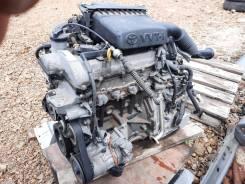 Двигатель Toyota Ractis Vitz Belta 2SZFE 87.000 Пробег