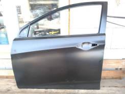 Дверь передняя левая Хендай Солярис 760034L000