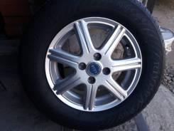 Продам комплект колес 185/70/14 на литьё
