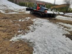PistenBully. Продается снегоуплотнительная машина Pisten Bully PB270DS 1990 года, 140,00л.с.