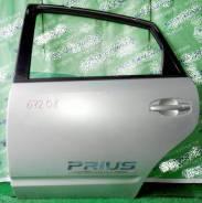 Дверь боковая Toyota Prius 20 задняя левая