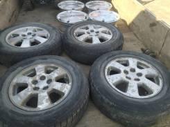 Комплект колес 205/70/15, 5*100. Subaru Forester.